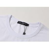 $27.00 USD Dolce & Gabbana D&G T-Shirts Short Sleeved For Men #845243