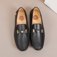 $85.00 USD Versace Leather Shoes For Men #845399