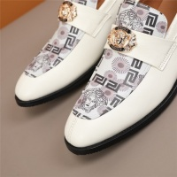 $96.00 USD Versace Leather Shoes For Men #845413