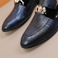 $96.00 USD Versace Leather Shoes For Men #845414