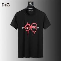 $32.00 USD Dolce & Gabbana D&G T-Shirts Short Sleeved For Men #845640