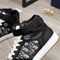 $118.00 USD Christian Dior High Tops Shoes For Men #846571
