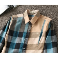 $38.00 USD Burberry Shirts Long Sleeved For Women #847169