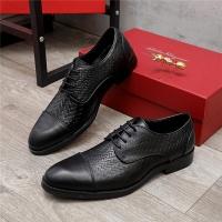 $80.00 USD Ferragamo Leather Shoes For Men #847700
