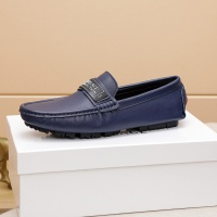 $68.00 USD Versace Leather Shoes For Men #848128