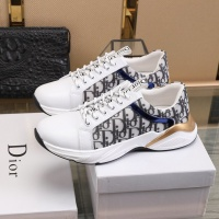 $88.00 USD Christian Dior Casual Shoes For Men #848221