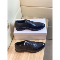 $98.00 USD Versace Leather Shoes For Men #849694