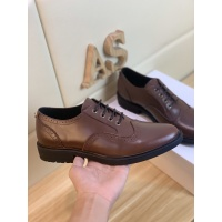 $98.00 USD Versace Leather Shoes For Men #849695