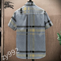 $34.00 USD Burberry Shirts Short Sleeved For Men #849802