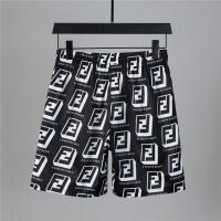 $42.00 USD Fendi Tracksuits Short Sleeved For Men #850046