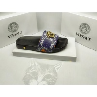 $40.00 USD Versace Slippers For Men #850112