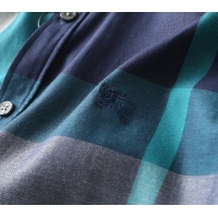 $36.00 USD Burberry Shirts Short Sleeved For Men #850600
