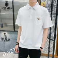 $29.00 USD Prada T-Shirts Short Sleeved For Men #850643