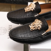 $85.00 USD Versace Leather Shoes For Men #850798