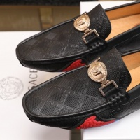 $85.00 USD Versace Leather Shoes For Men #850799
