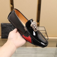 $82.00 USD Versace Leather Shoes For Men #850804