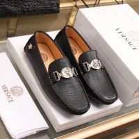 $85.00 USD Versace Leather Shoes For Men #850805