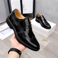 $100.00 USD Versace Leather Shoes For Men #851868