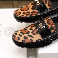 $85.00 USD Versace Leather Shoes For Men #851898