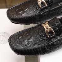 $85.00 USD Versace Leather Shoes For Men #851899