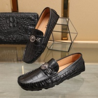 $85.00 USD Versace Leather Shoes For Men #851900