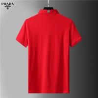 $38.00 USD Prada T-Shirts Short Sleeved For Men #852117