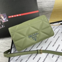 $96.00 USD Prada AAA Quality Messeger Bags For Women #852367