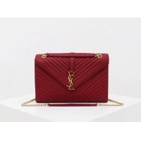 $96.00 USD Yves Saint Laurent YSL AAA Messenger Bags #852475