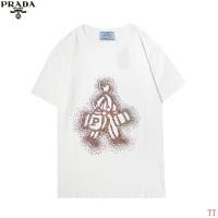 $29.00 USD Prada T-Shirts Short Sleeved For Men #852972