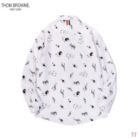 $45.00 USD Thom Browne TB Shirts Long Sleeved For Men #853002