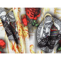 $25.00 USD Versace T-Shirts Short Sleeved For Men #854859