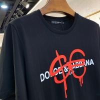$41.00 USD Dolce & Gabbana D&G T-Shirts Short Sleeved For Men #855447