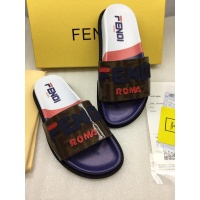 $64.00 USD Fendi Slippers For Women #855606