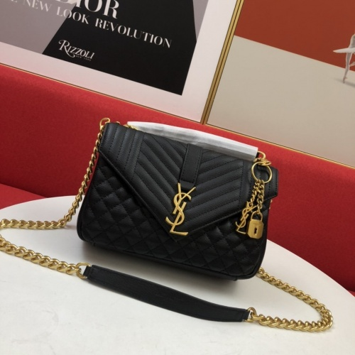 Yves Saint Laurent YSL AAA Messenger Bags For Women #855692 $100.00 USD, Wholesale Replica Yves Saint Laurent YSL AAA Messenger Bags