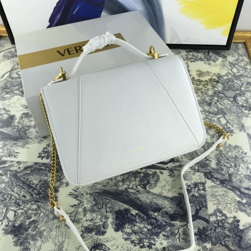 Replica Versace AAA Quality Messenger Bags For Women #855694 $135.00 USD for Wholesale