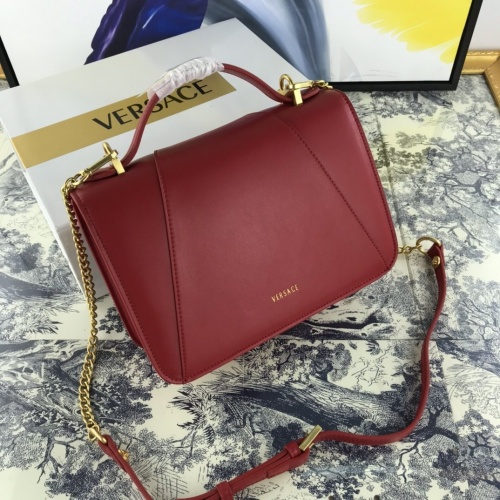Replica Versace AAA Quality Messenger Bags For Women #855696 $135.00 USD for Wholesale