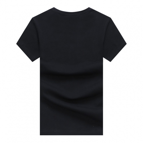 Replica Versace T-Shirts Short Sleeved For Men #855753 $24.00 USD for Wholesale