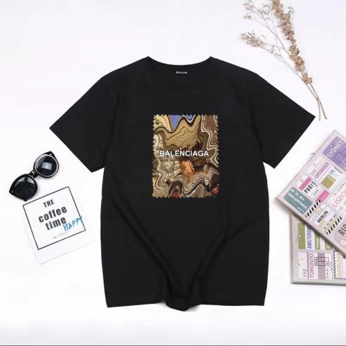 Balenciaga T-Shirts Short Sleeved For Men #855761
