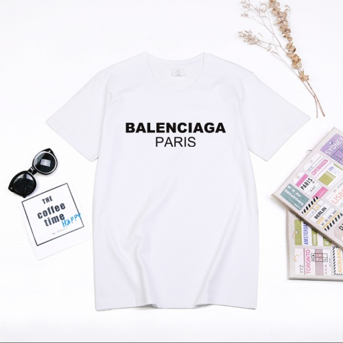 Balenciaga T-Shirts Short Sleeved For Men #855763