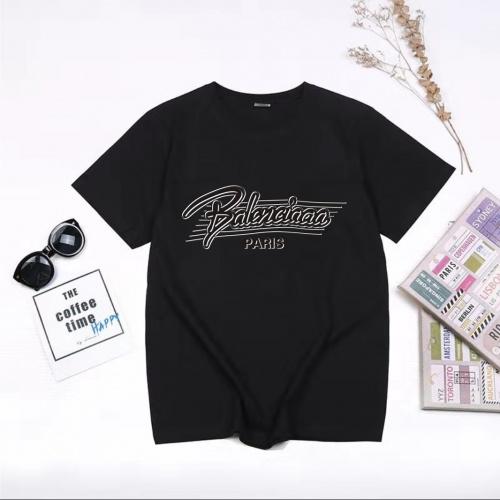 Balenciaga T-Shirts Short Sleeved For Men #855767