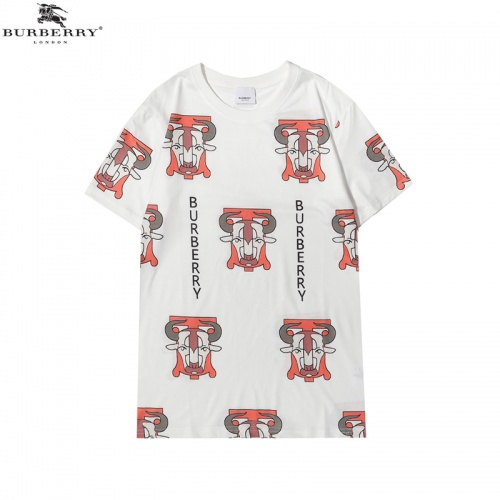 Burberry T-Shirts Short Sleeved For Men #855783