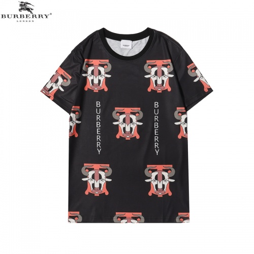 Burberry T-Shirts Short Sleeved For Men #855784