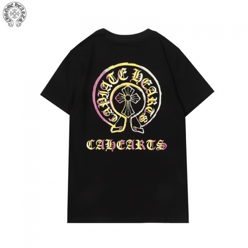 Chrome Hearts T-Shrits Short Sleeved For Men #855787