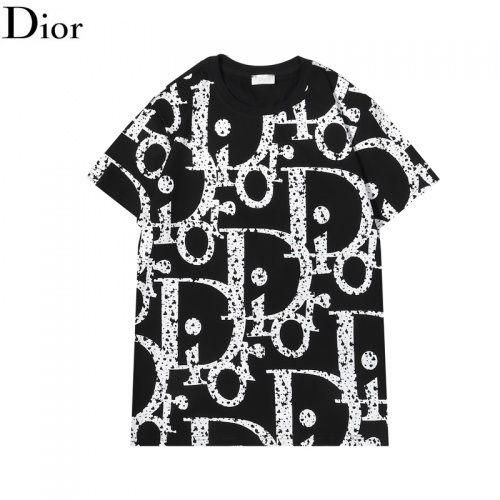 Christian Dior T-Shirts Short Sleeved For Men #855795