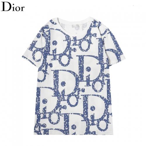 Christian Dior T-Shirts Short Sleeved For Men #855796
