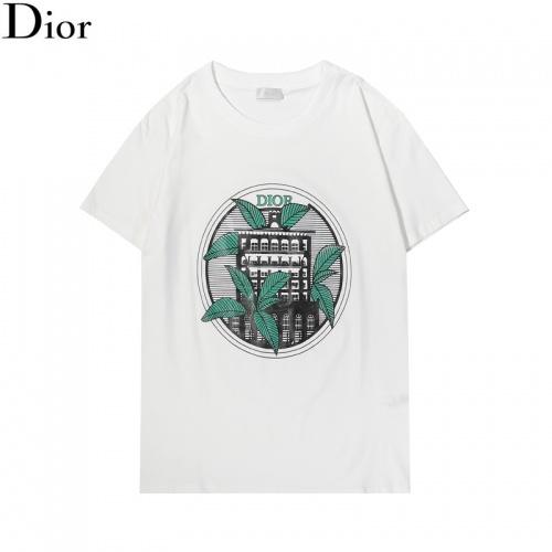 Christian Dior T-Shirts Short Sleeved For Men #855797