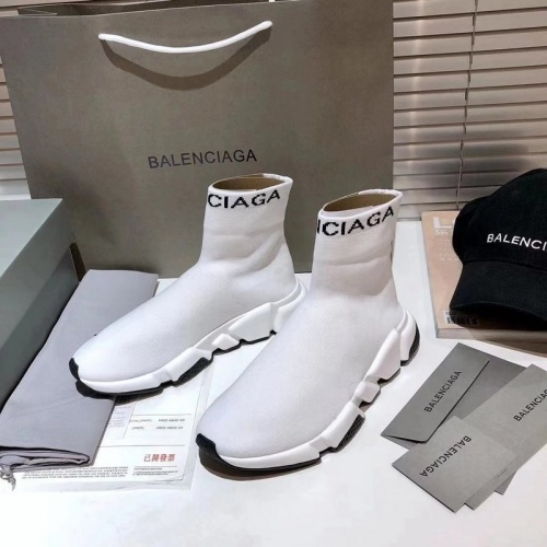 Balenciaga Boots For Men #855799