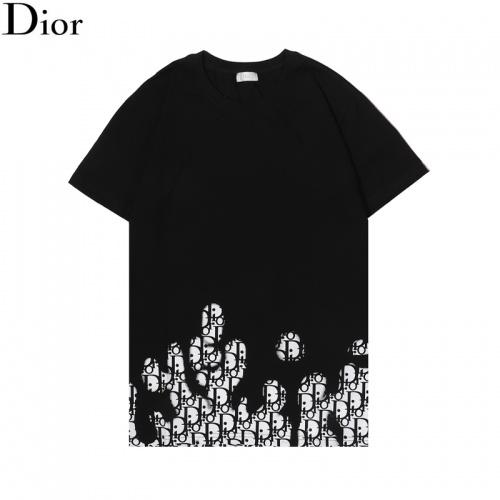 Christian Dior T-Shirts Short Sleeved For Men #855801