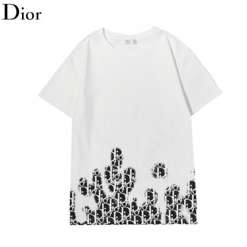 Christian Dior T-Shirts Short Sleeved For Men #855802