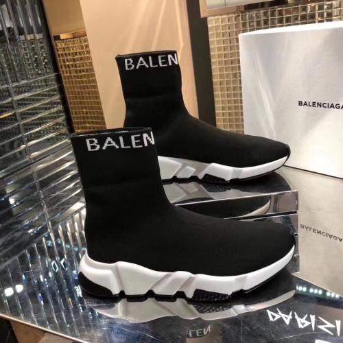 Replica Balenciaga Boots For Women #855803 $76.00 USD for Wholesale